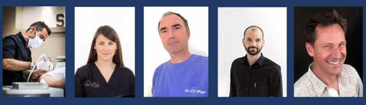 Conférenciers dentaires Filippi Clement Cheylus Hager Noharet