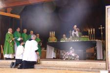 Pilgrim Mass consecration