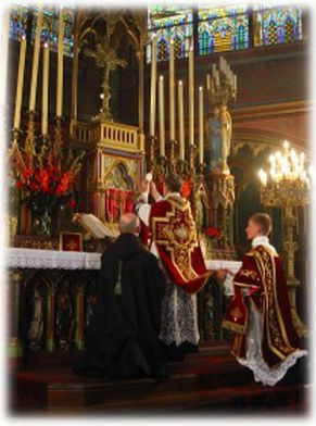 Holy Sacrifice