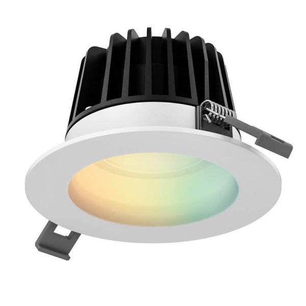 dals 14 watt 4 smart rgb cct tunable recessed led downlight 27k 65k 700 lumens 120v