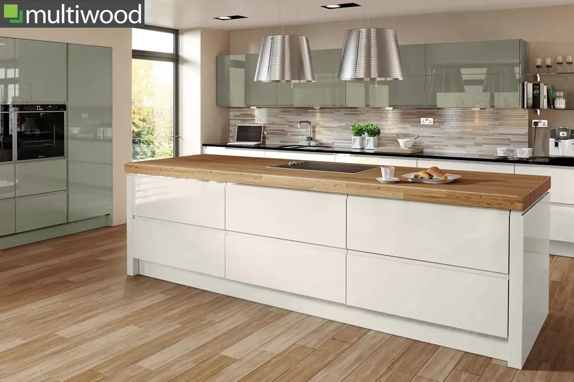 Multiwood Welford Cream Kitchen