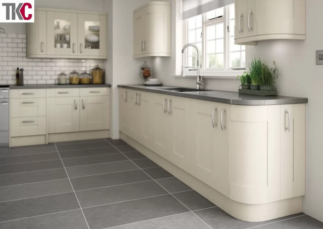 TKC Cartmel Hand Painted Chalkstone Kitchen