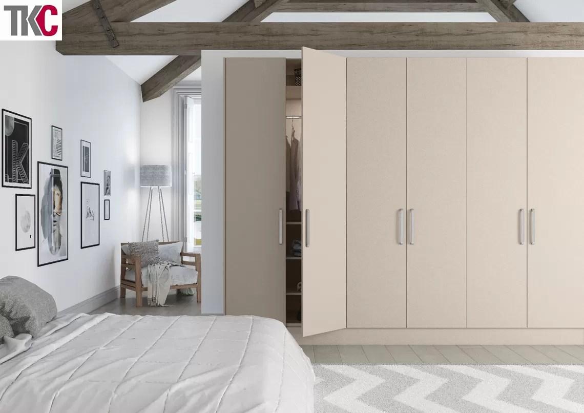 TKC Lastra Super Matt Cashmere Bedroom
