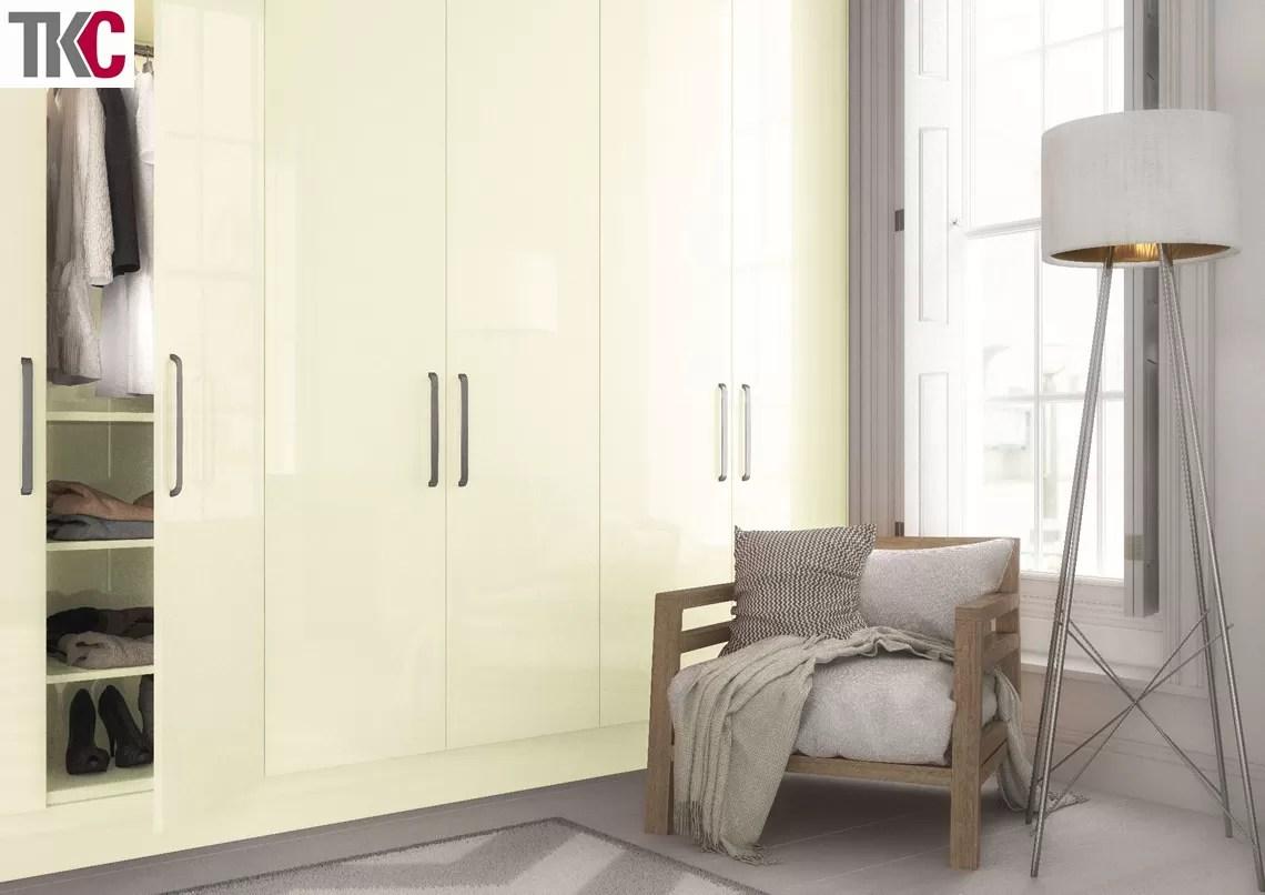 TKC Vivo Ivory Bedroom