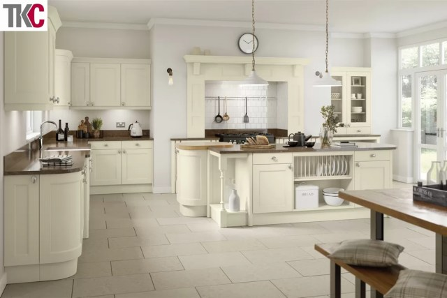 TKC Windsor Ivory Kitchen