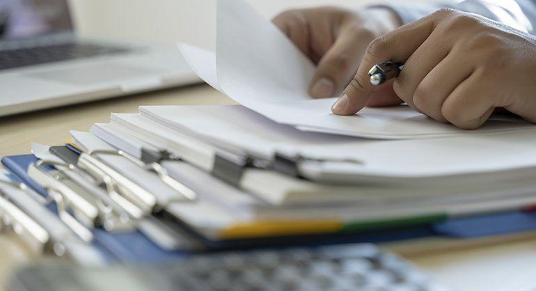 Documentos Contábeis: Quais Enviar Para o Contador