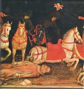 uccisione del Patriarca Bertrando