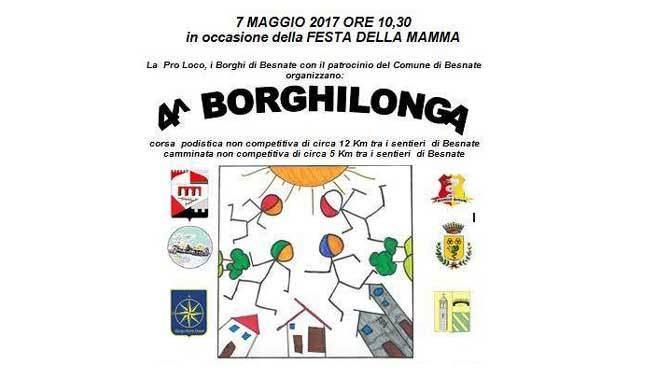 4ª Borghilonga – 2017
