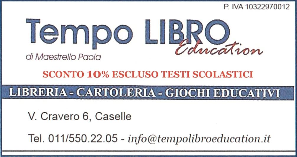 TEMPO LIBRO EDUCATION