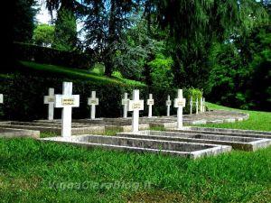 Il Cimitero di Guerra Francese a Roma