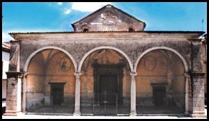 Foto entrata chiesa