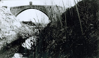 Il Poggio di Torrenieri, punto di divisione fra due vallate del Senese
