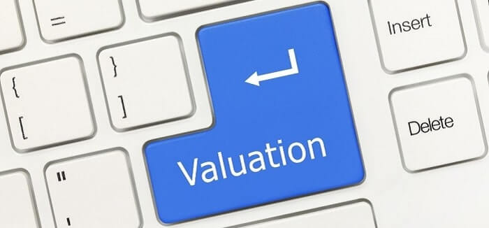 valuation exemplo