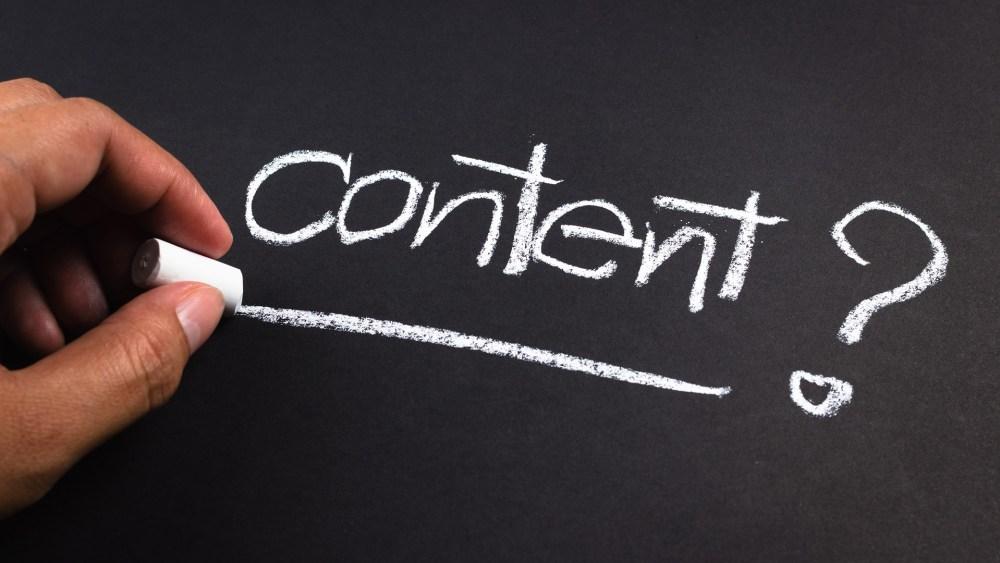 I contenuti fanno incrementare gli iscritti alla comunità virtuale