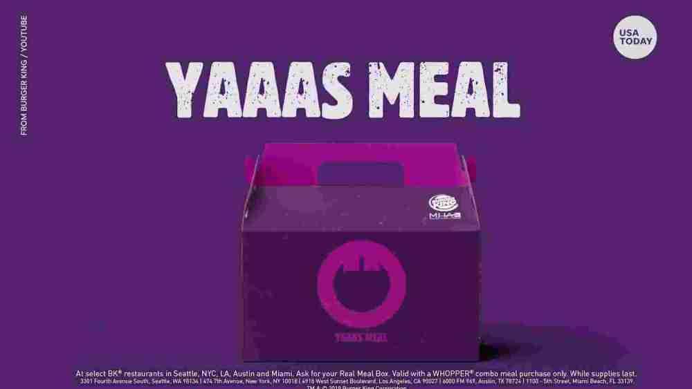 Yaaas Meal