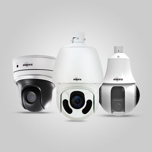 Network Speed Dome Cameras
