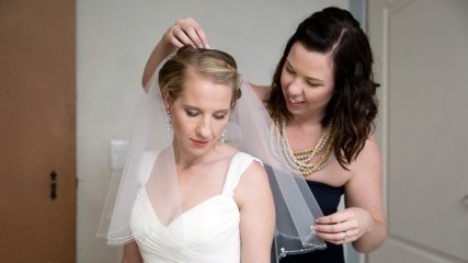 Mari Wedding MakeUp Maid of Honor Feature