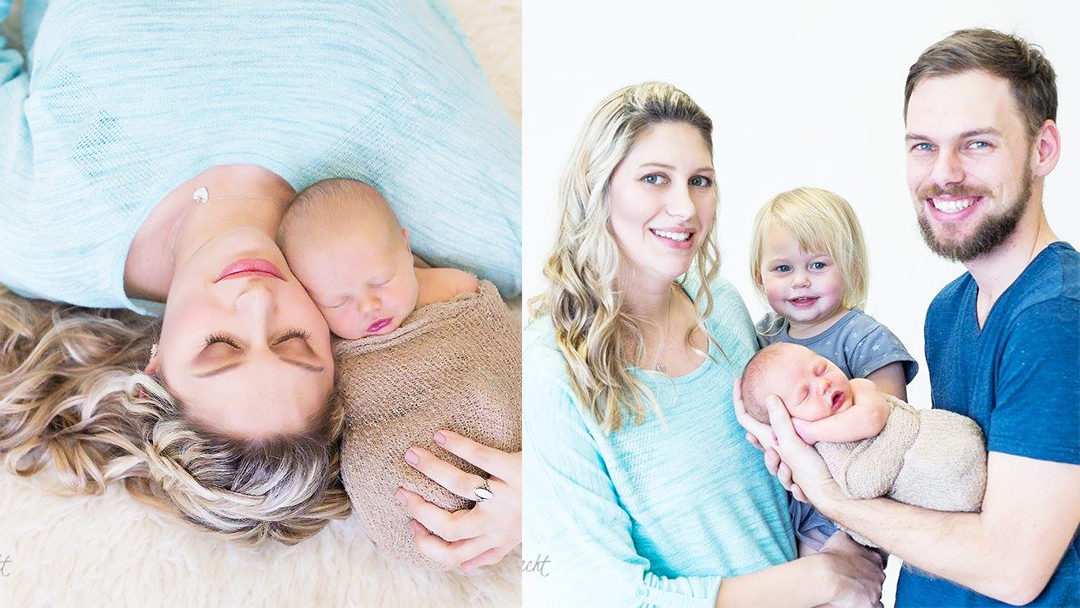 Lisa Fincham – Newborn Family Shoot MakeUp | Hair