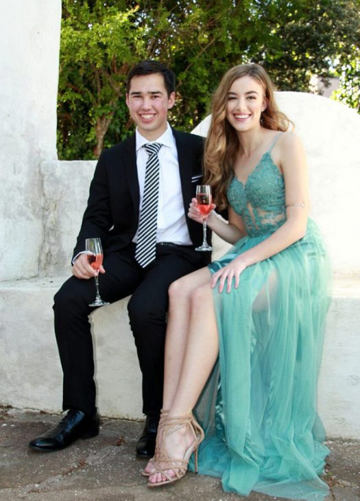 Rene Matric Dance MakeUp Shoes