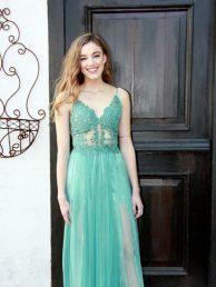 Rene Rossouw Matric Farewell MakeUp Dress