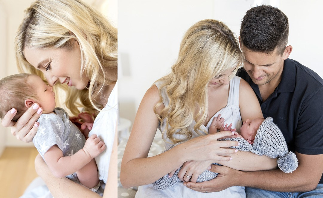 Candice Morrison | Newborn Shoot | MakeUp | Hair