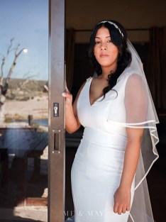 Chavonay Wedding MakeUp Veil