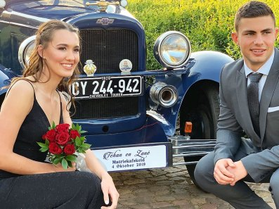 Zane Matric Dance Car