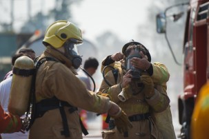 Firefighter First Responders