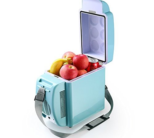 Housmile Electric Car Refrigerator, Portable Mini Fridge