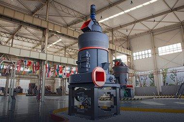 MB5X Pendulum Roller Grinding Mill
