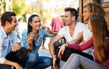 conversation de groupe