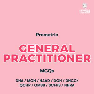Prometric General Practitioner (GP) MCQs