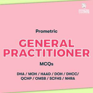 Prometric General Practitioner MCQs