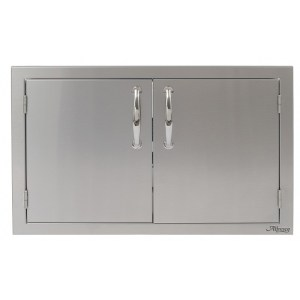 alfresco double access door