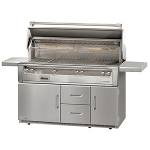 "Alfresco 56"" LXE Gas Grill w/ Sear Zone"