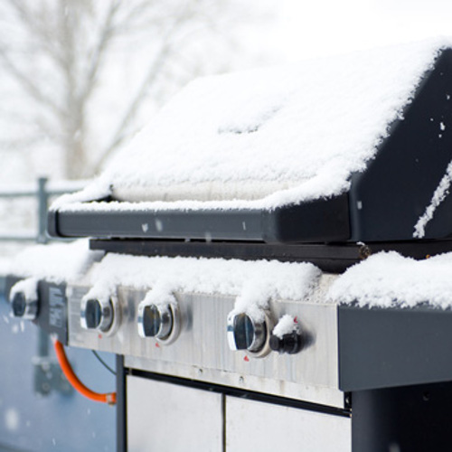 grilling is for winter too