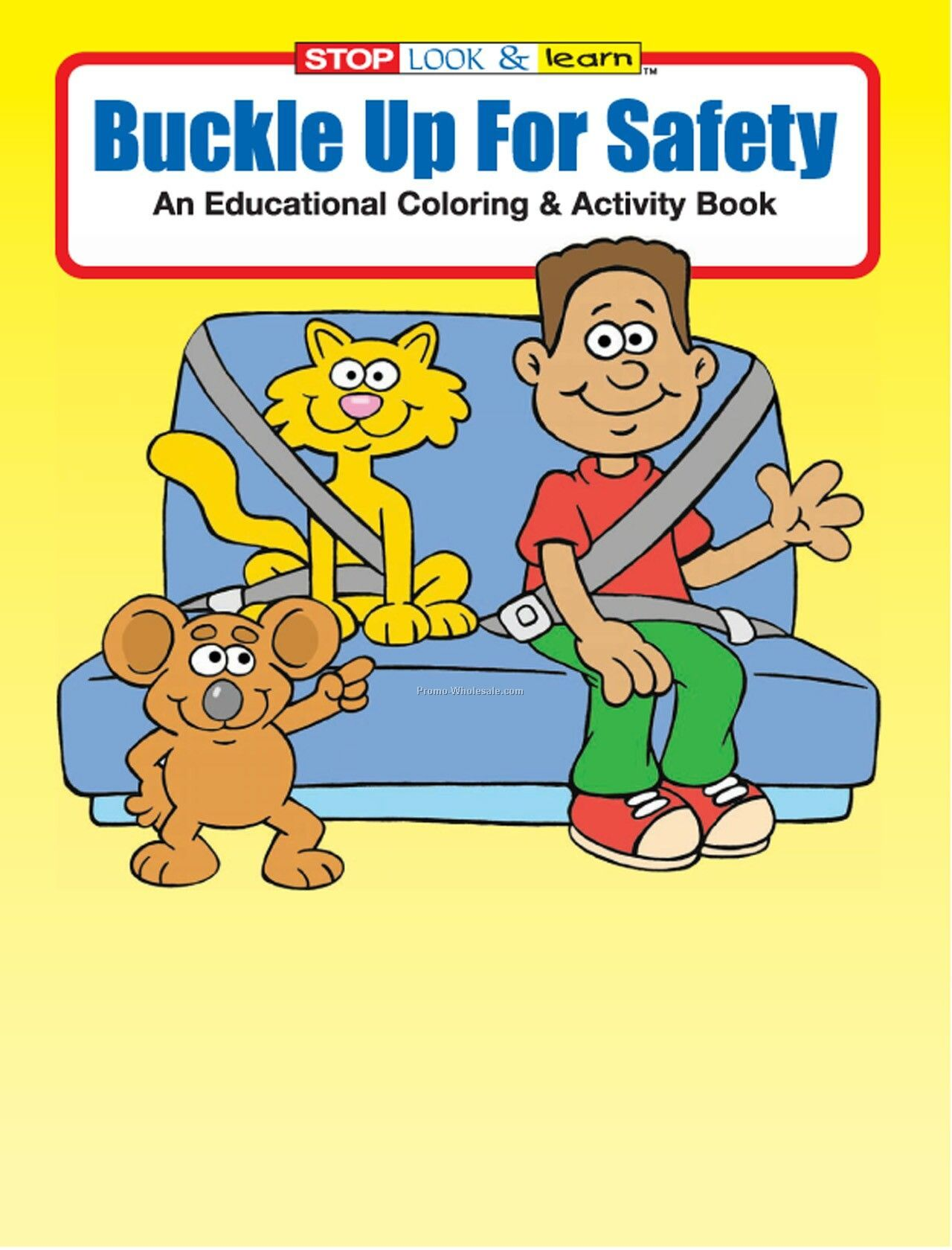 Coloring Book Safety For Child Free Coloring Pages