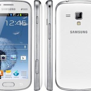 Samsung Galaxy S Duos 2 Mémoire 4 Go