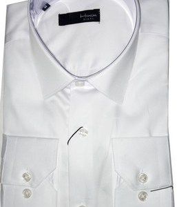 chemise blanche homme + parfum class offert