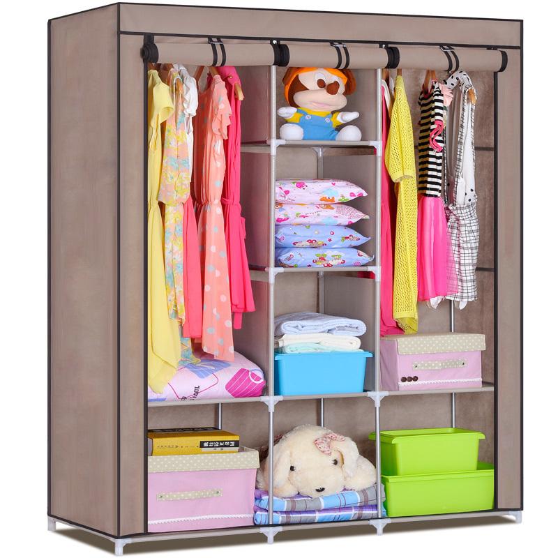 simple-armoire-de-tissu-epais-renforce-acier-double-pliage-grande-armoire-armoire-de-rangement-armoires-vetements-2