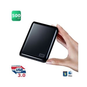Disque Dur Externe WD 500GB