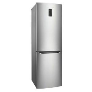 Réfrigérateur LG combiné 3 Tiroirs Silver