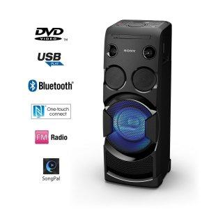 Mini-chaîne Hifi Sony Bluetooth sans fil MHC V 44