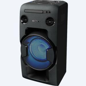 Mini-chaîne SONY MHC-V11 CD MP3 USB FM avec Bluetooth NFC karaoké