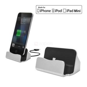 Station de recharge et de synchronisation pour iPhone iPad mini iPod