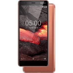 Nokia 5.1 Dual Sim Ecran 5.5 Pouces Mémoire 16 Go  Ram 2Go Connexion 4G LTE