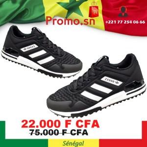 Adidas ZX300 noir blanc