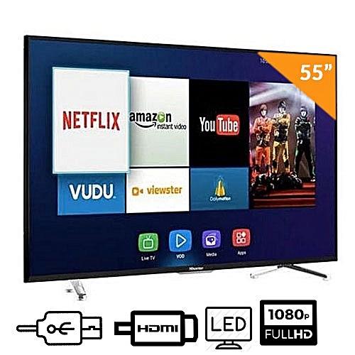 television hisense led 50 pouces smart tv 4k ultra hd rd