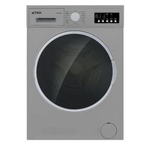 Machine à laver ASTECH 9 Kilos Lave-linge frontale inox