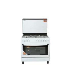 Cuisinière 5 feux GL-GENERAL Blanc dimension 90x60